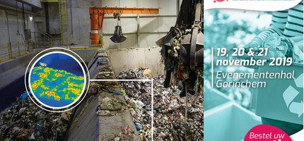Presentatie Vakbeurs Recycling: Veilig en gezond afval verwerken