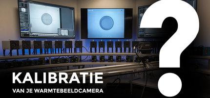 Hoe kalibreer je een warmtebeeldcamera?