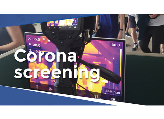 Koorts Corona Screening