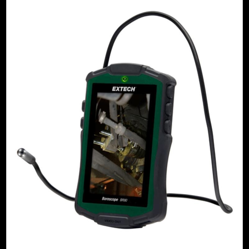 EXTECH BR90: Caméra d'inspection d'endoscope