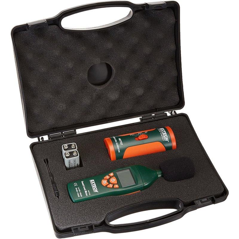 EXTECH 407732-KIT: Type 2 Sound Meter Kit
