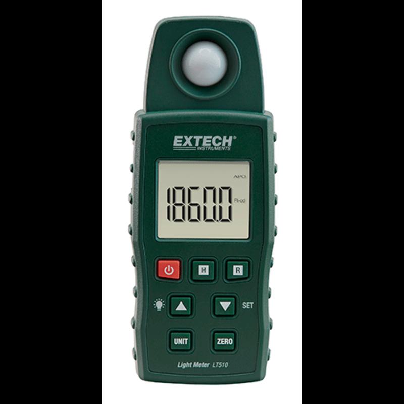 EXTECH LT510: Light Meter