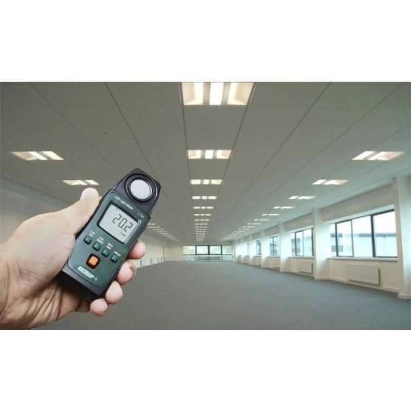 EXTECH Luxmètre LT40 LED