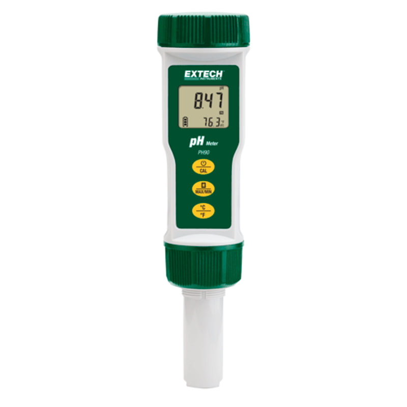 EXTECH PH90: pH mètre étanche