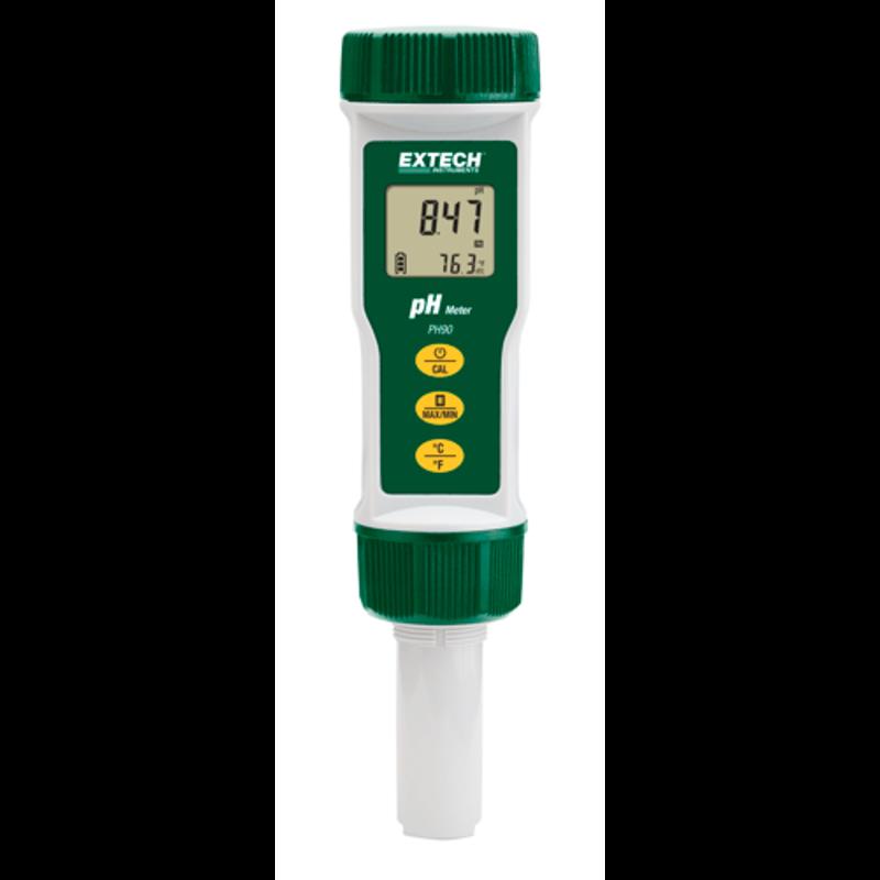 EXTECH PH90: Wasserdichtes pH-Meter