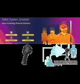 HIKVISION HIKVision DS-2TP21B-6AVF/W Temperature Screening Thermographic Handheld Camera