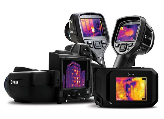 Caméra thermographique