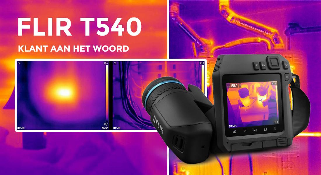 Elektromotoren Emmen BV investeert in warmtebeeldcamera van Sensor BV