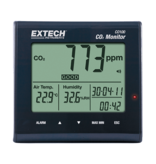 EXTECH CO100: Indoor air quality meter CO2