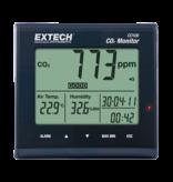 EXTECH CO100: Raumluftqualitätsmesser CO2