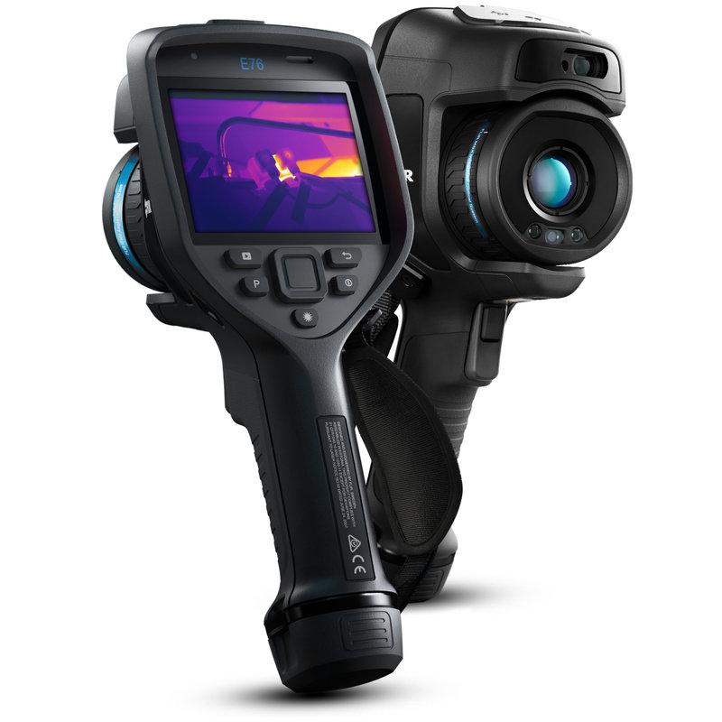 FLIR E76 Wärmebildkamera