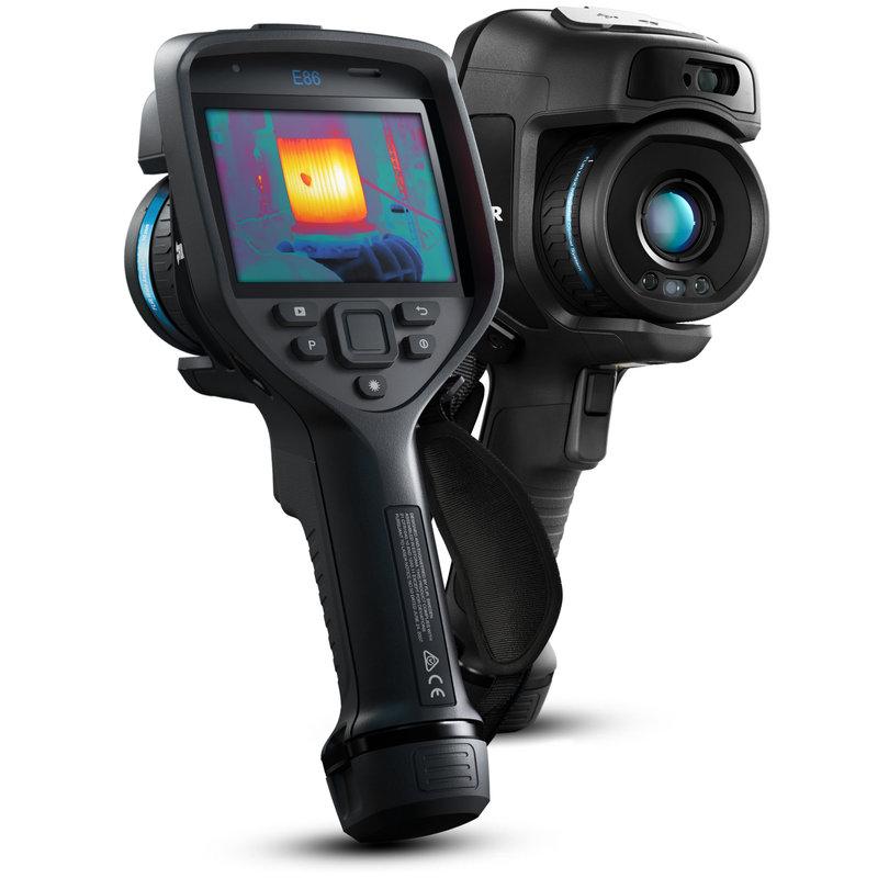 FLIR E86 Warmtebeeldcamera