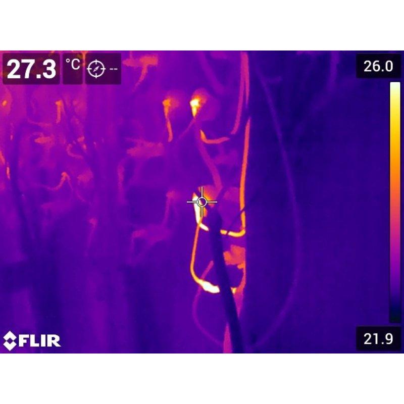 FLIR E76 warmtebeeldcamera