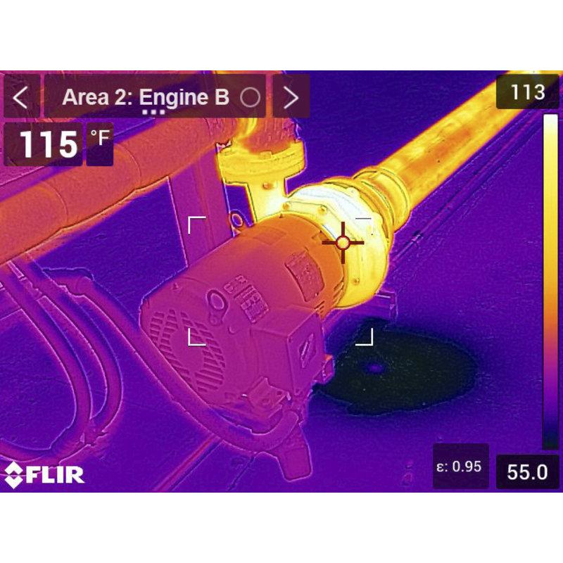 FLIR FLIR E96 Warmtebeeldcamera