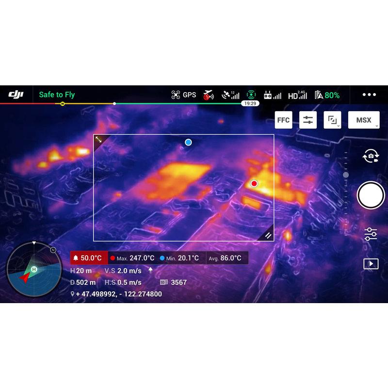 DJI DJI Mavic 2 Enterprise Dual + Smart controller