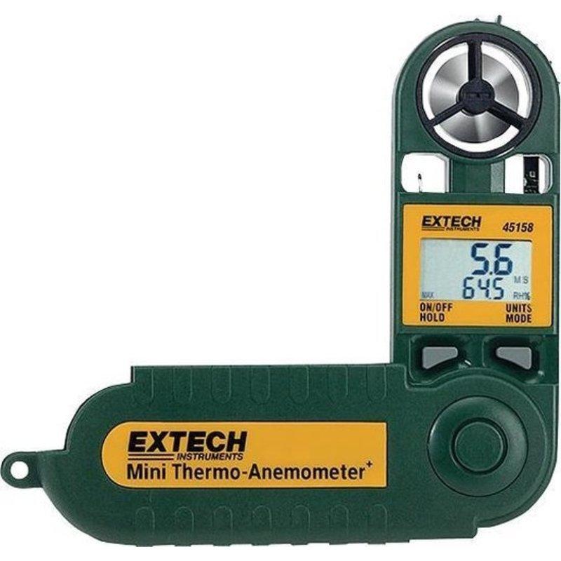 EXTECH 45158 Mini Thermo-Anemometer