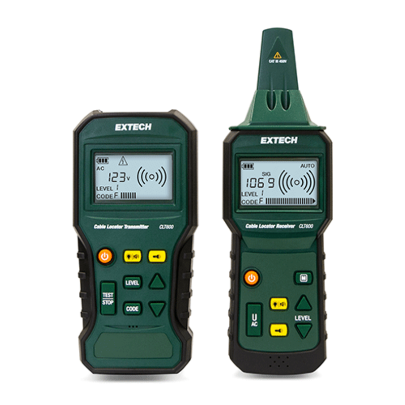 EXTECH CLT600 -Advanced Cable Locator und Tracer Kit