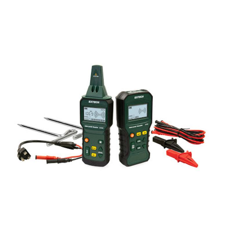 EXTECH CLT600 - Geavanceerde kabelzoeker en traceerkit