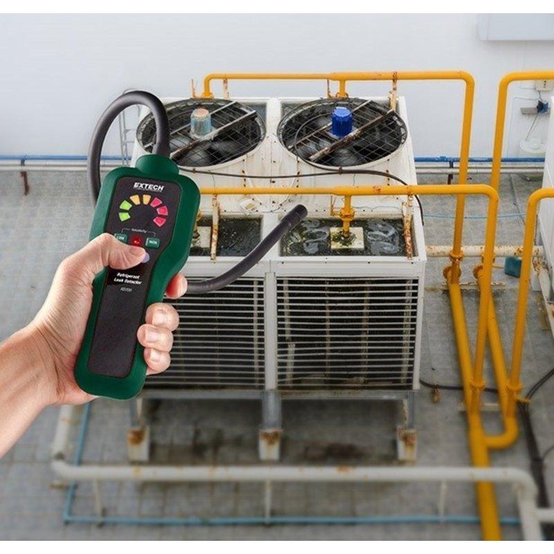 EXTECH RD200 Kältemittelleckdetektor