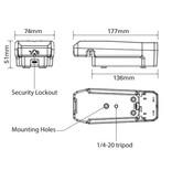 FLIR SCION docking station + USB-C kabel