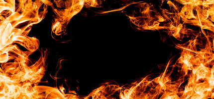 Bewaking brand door lithium accu's (li-ion) door middel van een warmtebeeldcamera