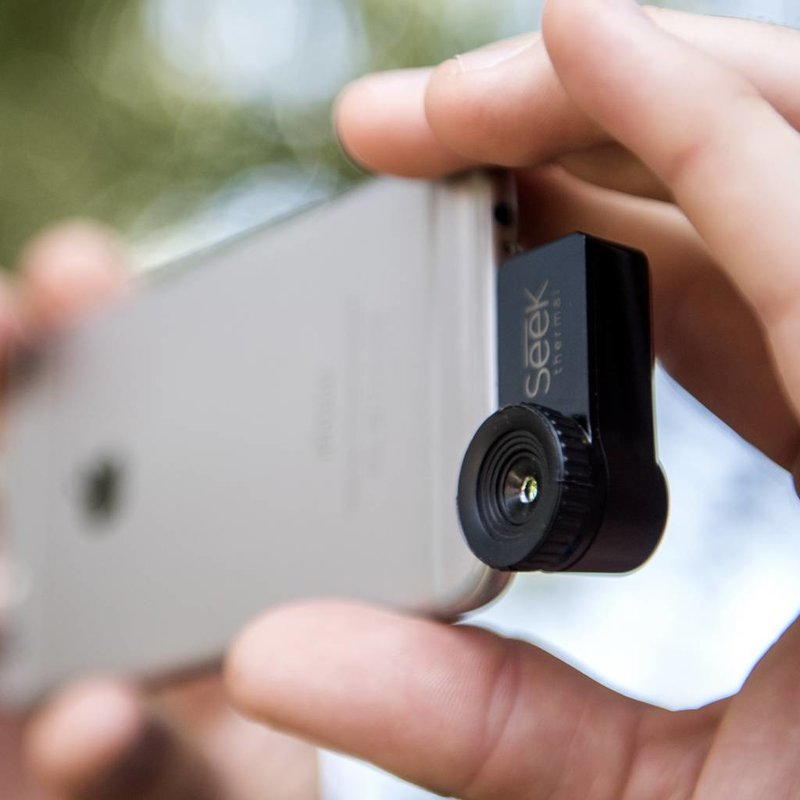 Seek Thermal Compact iOS