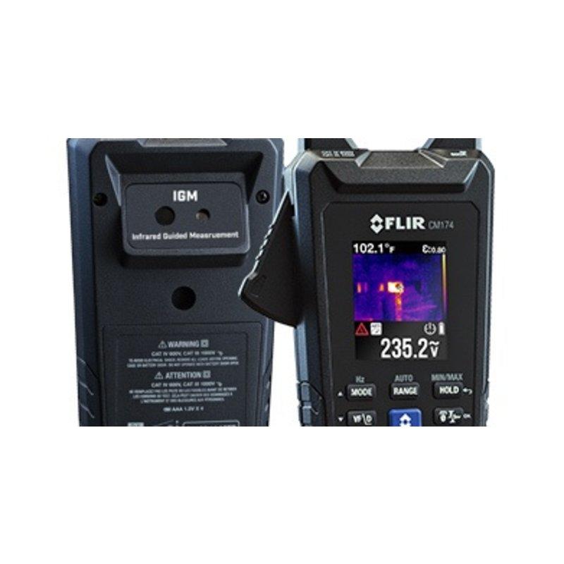 FLIR CM174 Imaging 600A AC/DC Clamp Meter