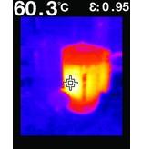 FLIR Das FLIR TG167 Wärmebild IR-Pyrometer