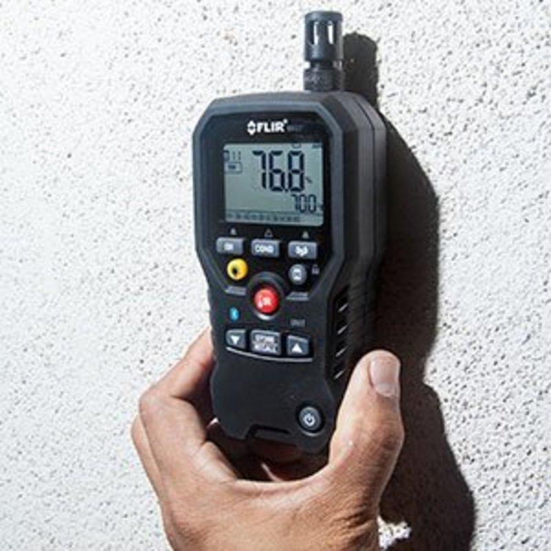 FLIR MR77 Vocht- & IR temperatuurmeter