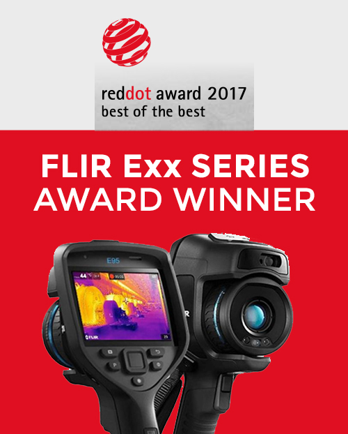 Your specialist in FLIR thermal cameras