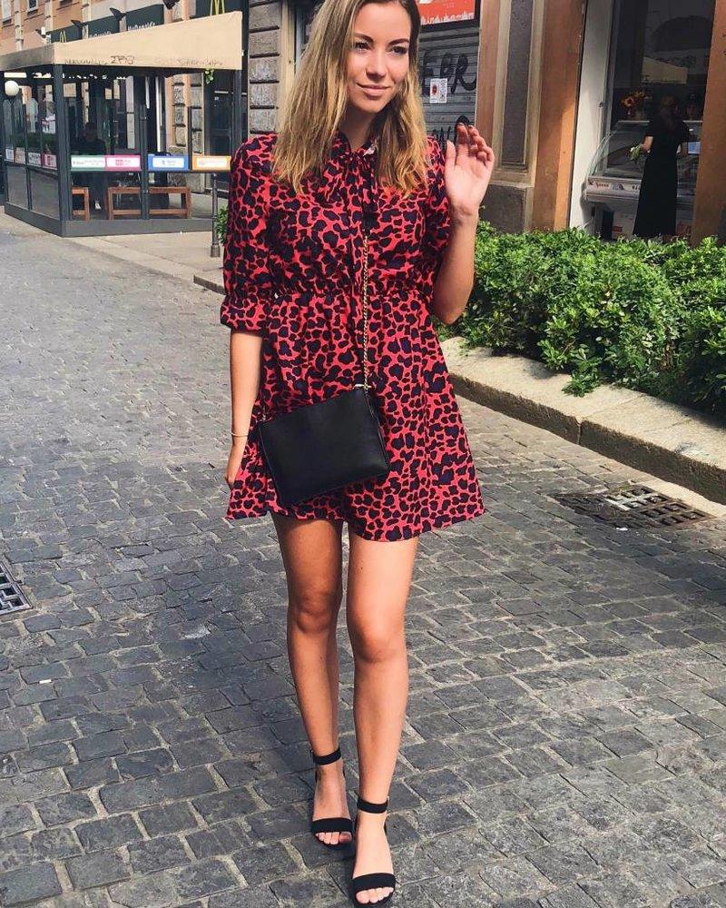 Short Dress Leopard