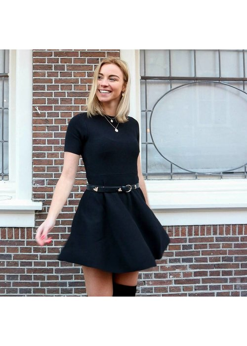 Petite Dress Black