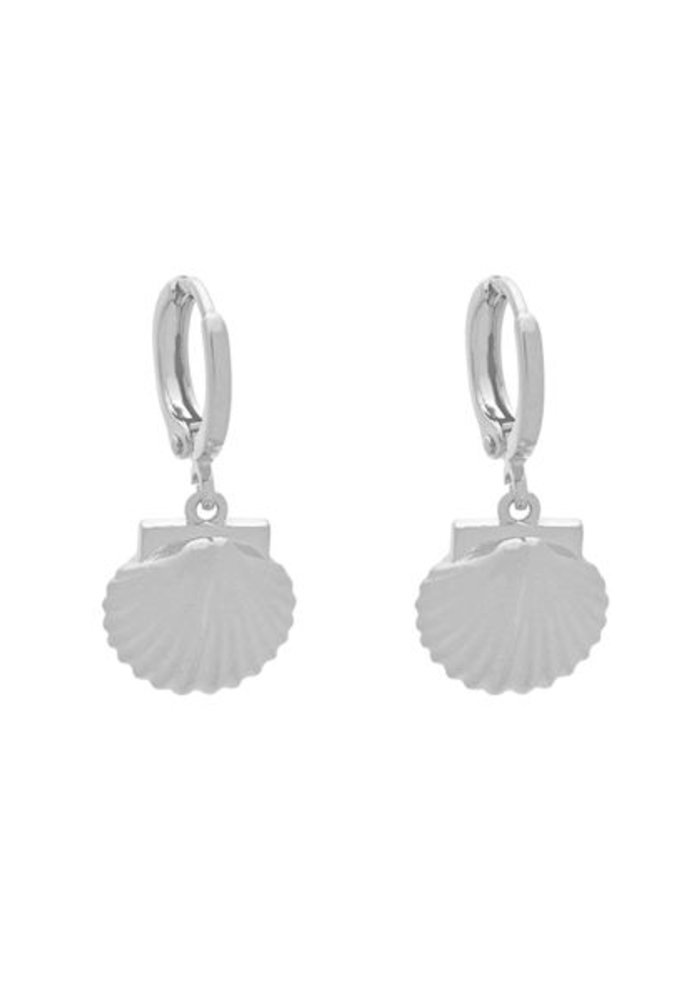 Athena Silver - Earrings