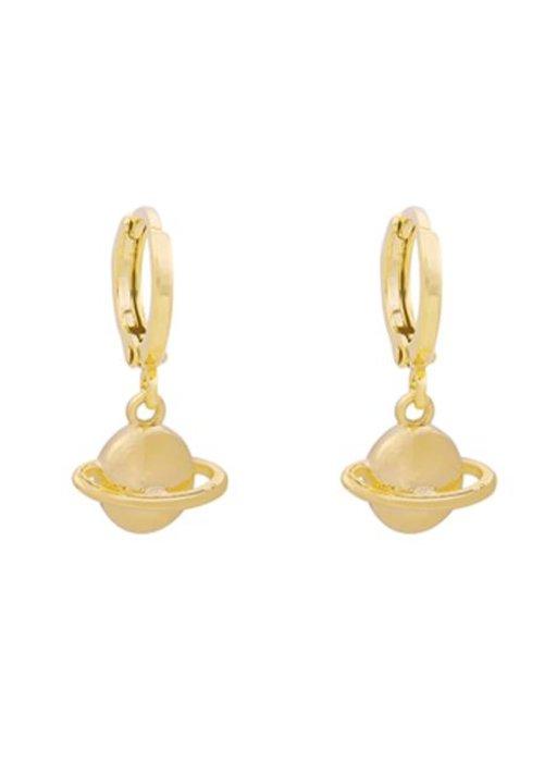 Mona Gold - Earrings