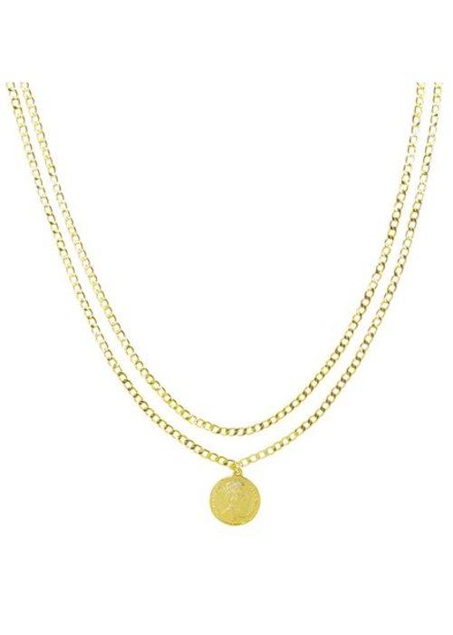 Julia Gold - Necklace