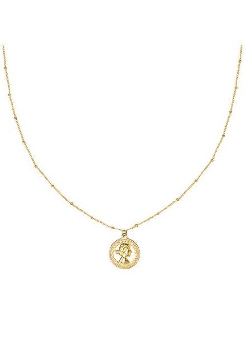 Queen Coin - Necklace