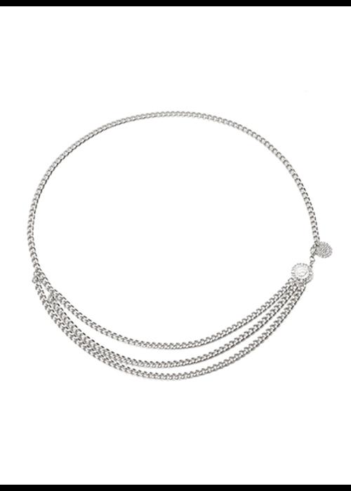 Leah Silver - Waist Belt