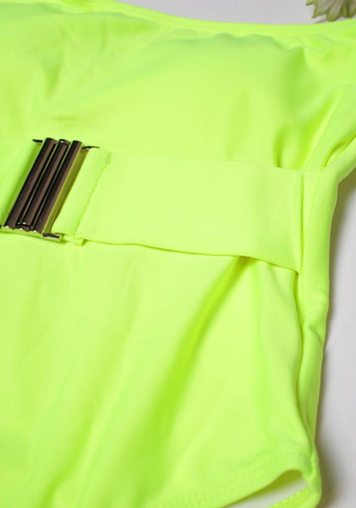 Neon Belt - Swimsuit