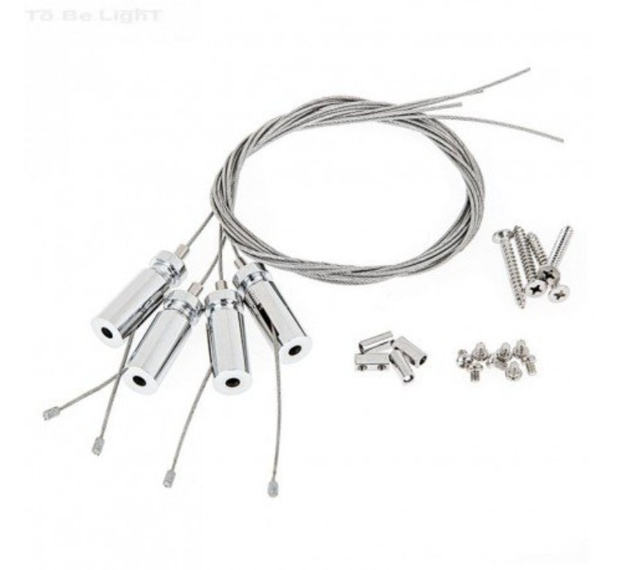 LED paneel 60x30cm - 25W 6000K 2125lm - Flikkervrij - 5 jaar garantie