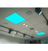 60x60 RGBW LED paneel max. 48W Dimbaar met instelbare kleuren en wit