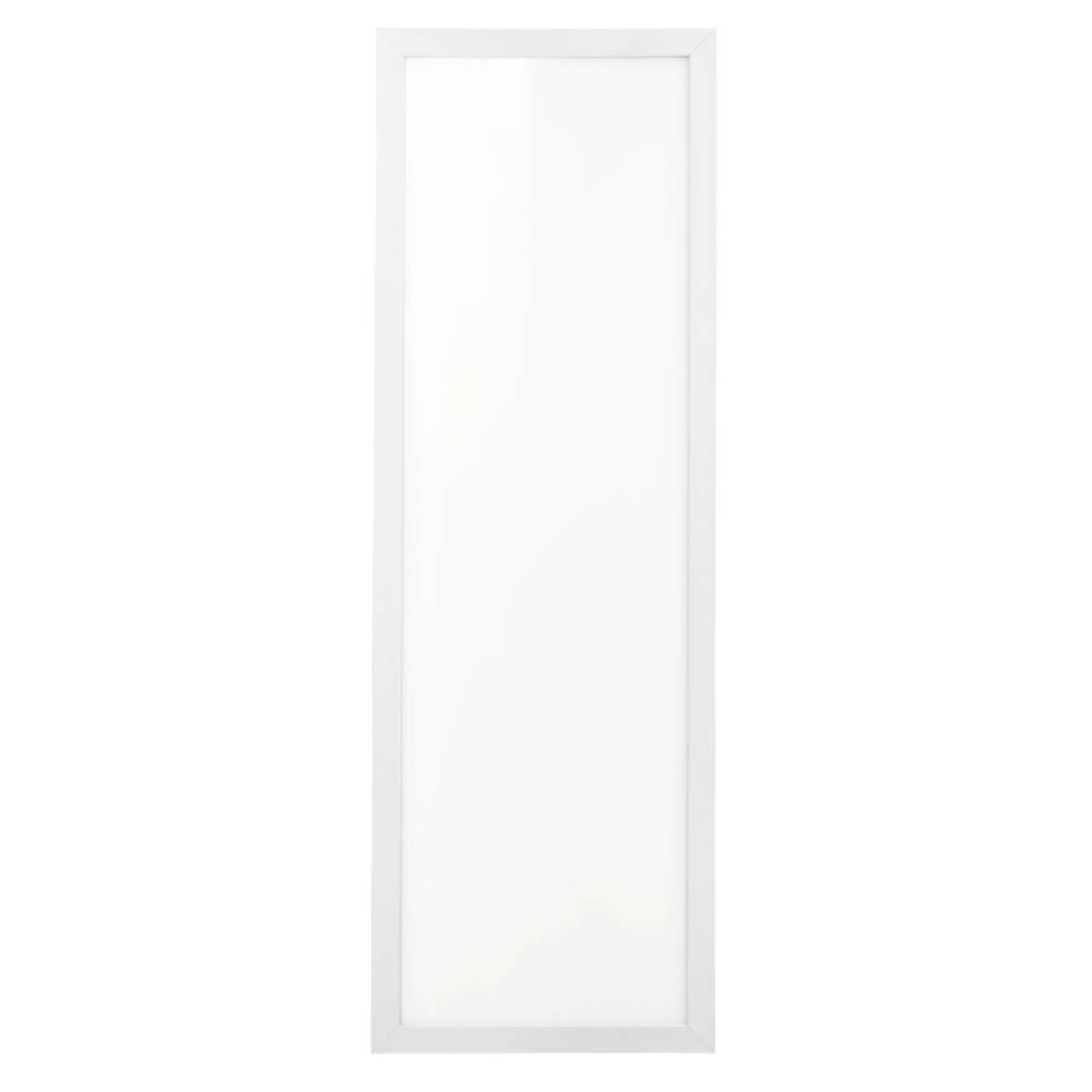 120x30cm LED PANEEL 3000K 40W 3600lm - Dimbaar optioneel - Flikkervrij licht - 5 jaar garantie