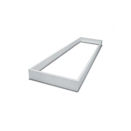 120x30cm LED PANEEL 4000K 32W 3840lm - Dimbaar optioneel - Flikkervrij licht - 5 jaar garantie