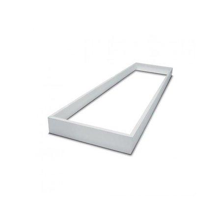 120x30cm LED PANEEL 6000K 32W 3840lm - Dimbaar optioneel - Flikkervrij licht - 5 jaar garantie