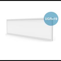 120x30cm LED PANEEL 6000K 40W 4000lm - UGR<19 Flikkervrij licht - Dimbaar optioneel - 5 jaar garantie