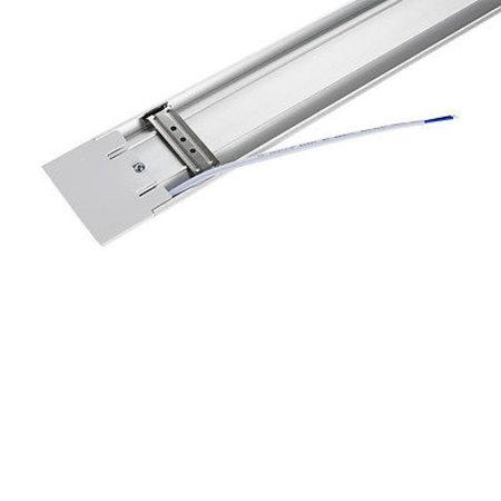 LED armatuur 120cm 40W 6000K Koud wit licht - Compleet incl. montagemateriaal - 3 jaar garantie