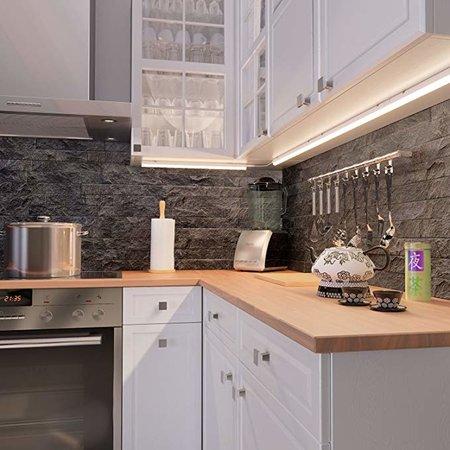 LED keukenverlichting - T5 60cm compleet armatuur 8W- Lichtkleur optioneel