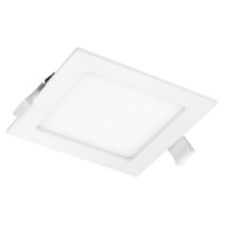 LED paneel vierkant 12W inbouwmaat 150-160mm 3000K, 4000K of 6000K - 230V aansluiting