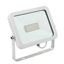 LED Schijnwerper breedstraler - 3000K - 5 jaar garantie - Witte Behuizing - 230v