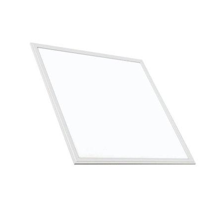 60x60cm LED paneel witte omranding - 32W 100lm p/w - Lichtkleur optioneel - 3 jaar garantie