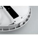 LED plafondlamp IP65 spatwaterdicht - 180x65 mm 4000K helder wit licht
